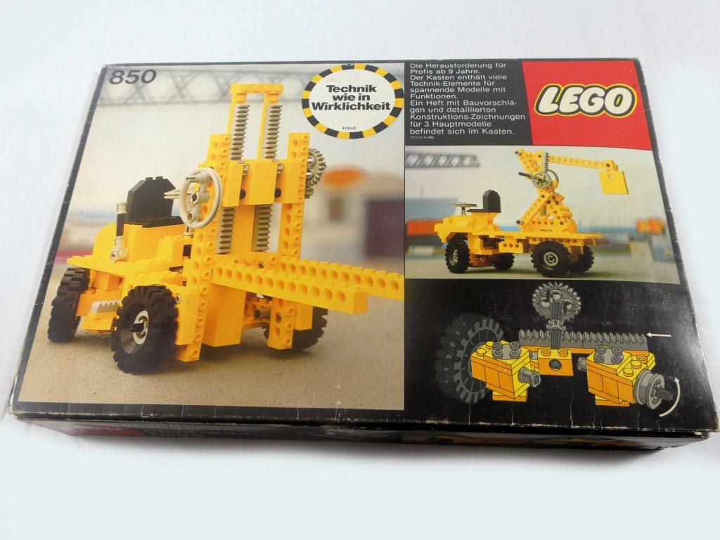 Lego Technik 850
