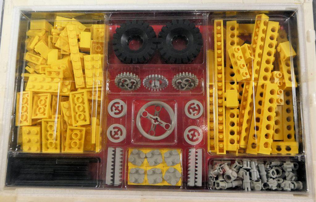 LEGO Set 850 - Teilepräsentation
